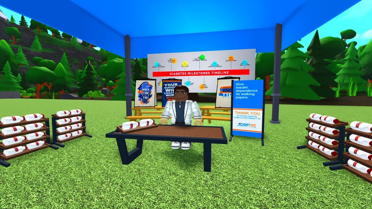 roblox-announces-'jdrf-one-world'-the-first-charity-game-on-the-platform