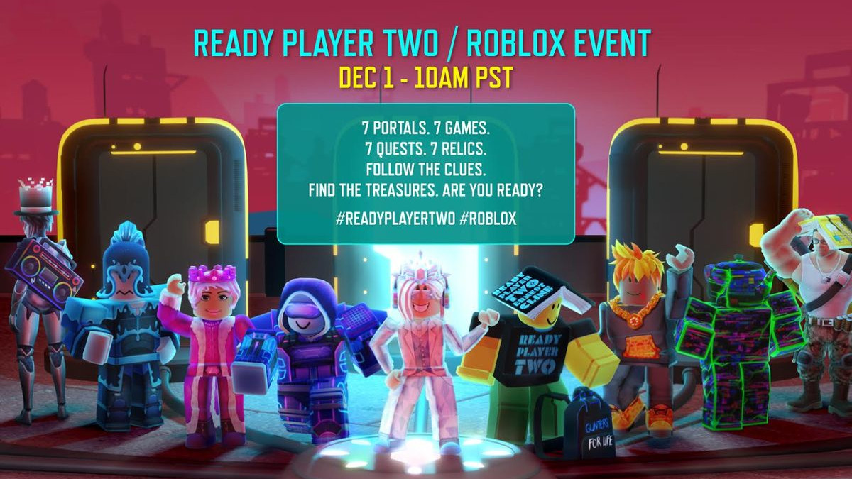 'roblox'-teams-up-with-'ready-player-two'-for-virtual-treasure-hunt